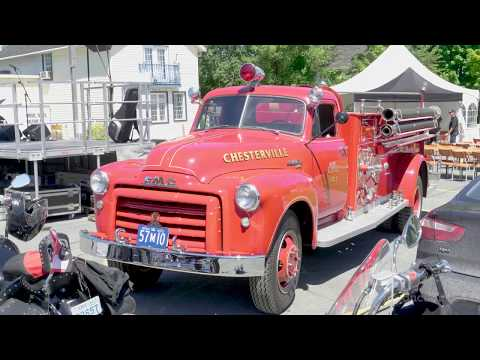 Art On The Waterfront 2018 - Chesterville ON