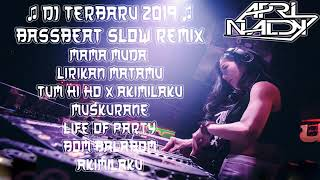 Download lagu DJ TERBARU 2019 MAMA MUDA 2019 LIRIKAN MATAMU TUM HI HO X AKIMILAKU BASSBEAT FULL BAS MP3