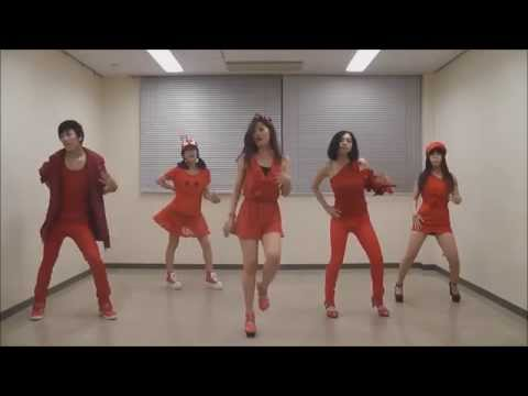 fx 에프엑스 Hot Summer dance cover by Dazzling Mirror