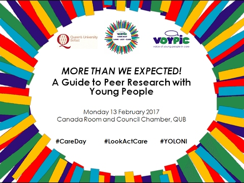 """More Than We Expected! A Guide to Peer Research with Young People"