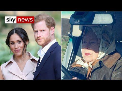 Queen calls crisis