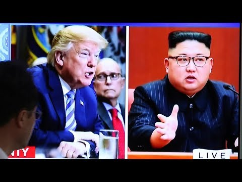 Donald Trump pulls out of landmark summit with North Korea | ITV News