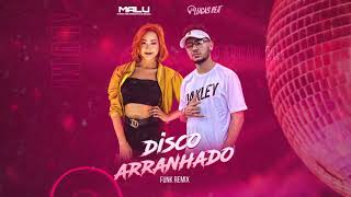 Disco Arranhado - Malu Remix Dj Lucas Beat