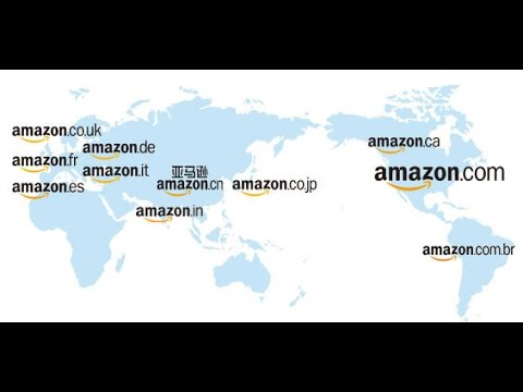 Advantages Of Selling On Amazon UK, Germany, Etc... - Relisting Products