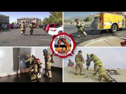 UFRA at UVU   Utah Fire & Rescue Academy   Utah Valley