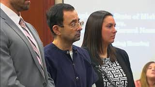 FULL: Judge reads Larry Nassar's letter: