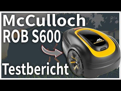 McCulloch ROB S600