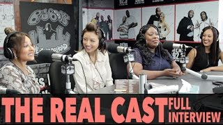 "The Cast of FOX's ""The Real"" on Marriage, Diets, Babies And More! (Full Interview) 