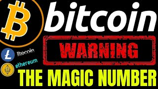 WARNING!!! BITCOIN LITECOIN and ETHEREUM still looking bearish IMO crypto TA  analysis news, trading