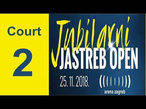 20th JASTREB OPEN - CUP OF THE AMBASSADOR OF THE REPUBLIC OF KOREA - COURT 2