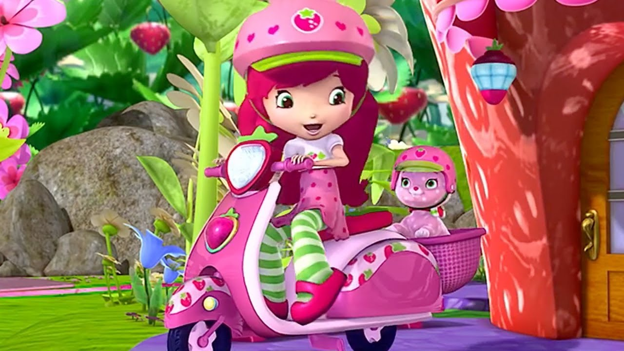 Download Strawberry Shortcake 🍓 The Berry Big Harvest🍓 Berry Bitty Adventures