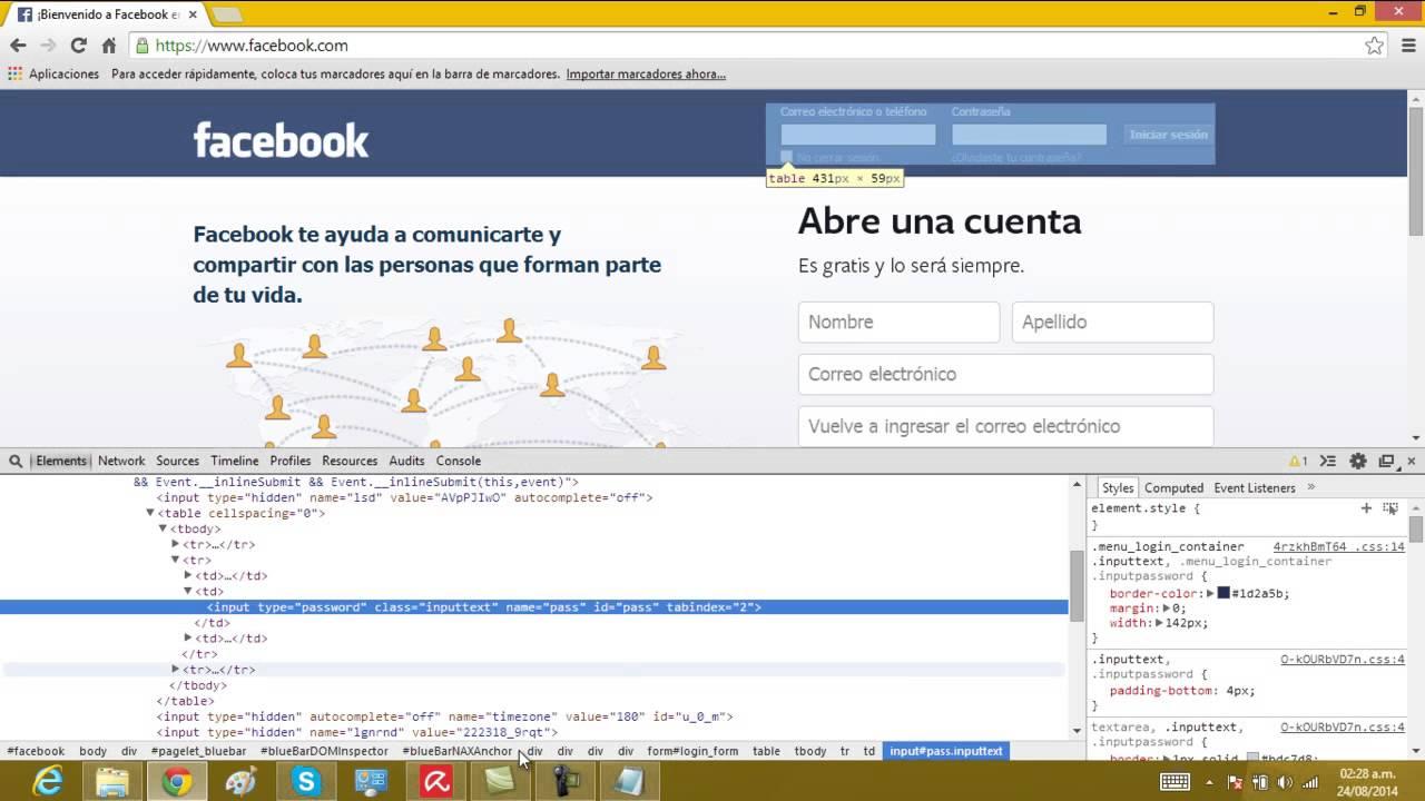 Como hackear Facebook de forma sencilla
