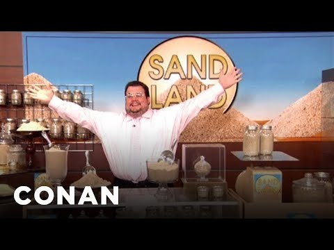 Sand Land: Your Go-To Sand Superstore