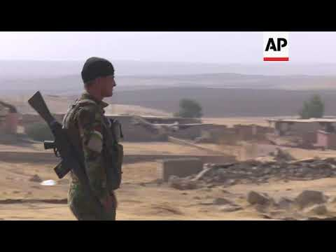 Kurds say Iraqi troops launch offensive