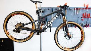 Custom Trek Slash 9.9 Build | Cycling Lounge