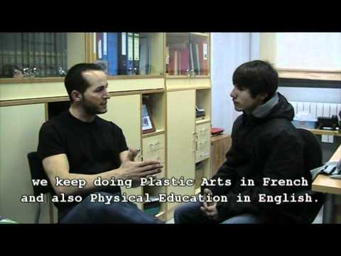 Comenius Minority Languages: The Aranese and La Vall d