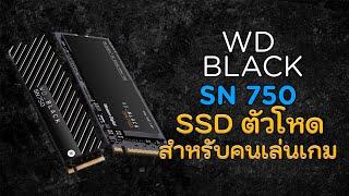 ทำไม SSD NVMe ต้องมีฮีทซิงค์กับ WD Black SN750