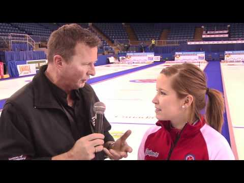 One-on-One Interview With Kaitlyln Lawes Of Team Canada