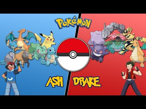 Ash Vs Drake (Orange League) - |Pokemon Battle Revolution| Let's Play 03