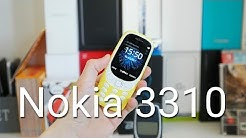 Testissä uusi Nokia 3310