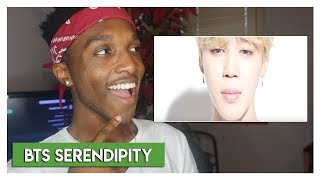BTS - LOVE YOURSELF Her *Serendipity* Comeback Trailer REACTION | Jayden Alexander