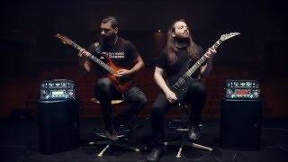 "ABORTED - ""Cadaverous Banquet"" Guitar Play Through"