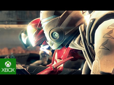 Official Destiny: The Taken King Sparrow Racing League Reveal Trailer