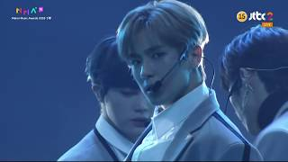 [MMA 2018] The Boyz (더보이즈) - Intro + No Air + Boy [Full HD 1080p]
