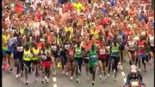 Frankfurt Marathon 2011 - Teil 1 mit  Andre Pollmächer