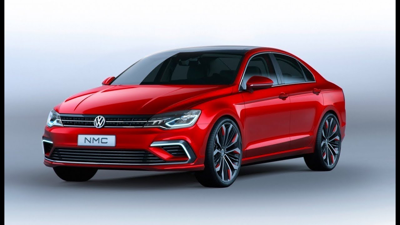 vw  midsize coupe concept    jetta   youtube