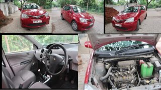 Another Second Hand Car   Toyota Etios For 250000   Second Hand Car Buying Tips   Repainted Cars