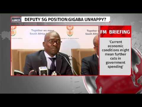 Gigaba responds to allegations of him being 'Zimbabwean'