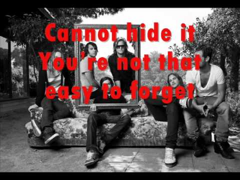 Carolina Liar - I'm not over - Lyrics