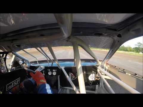 Montpelier Motor Speedway FWD Heat #2 05/21/16