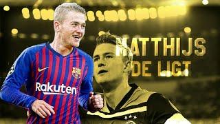 Matthijs de ligt - welcome to fc barcelona • ultimate defensive skills,tackles & goals 2019
