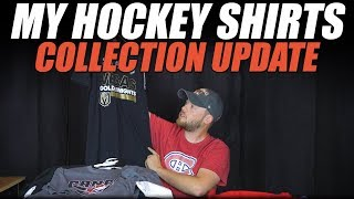 My Hockey Shirts - Collection Update