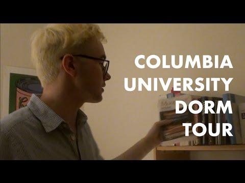 COLUMBIA UNIVERSITY DORM TOUR - MY CRIB