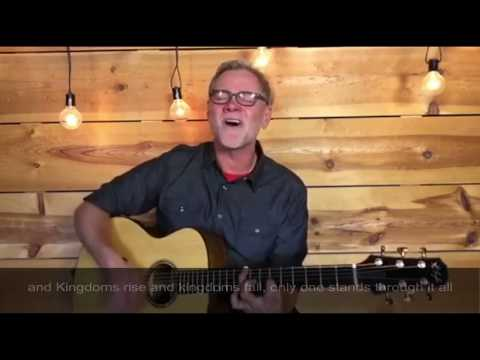 God is on the throne by Steven Curtis Chapman
