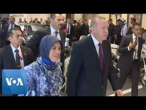 Turkish President Erdogan Arrives in Malaysia for Summit