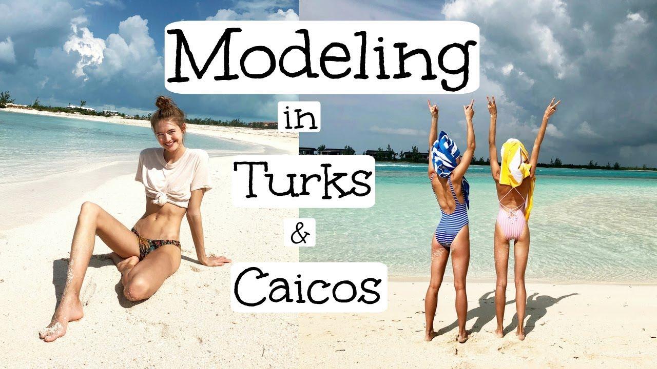 Modeling On The Beach Summer Life Set Friends Sanne Vloet