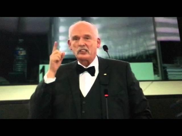 Zwischenbericht aus Brüssel (97): Korwin-Mikke spricht