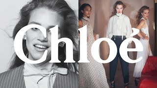 Chloé Summer 20 Campaign: