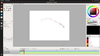 Pencil2D free 2D animations app