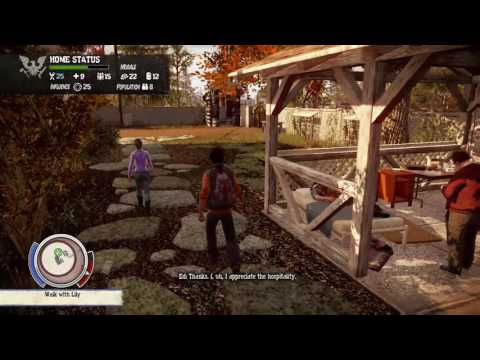 State of Decay: Meeting The Group