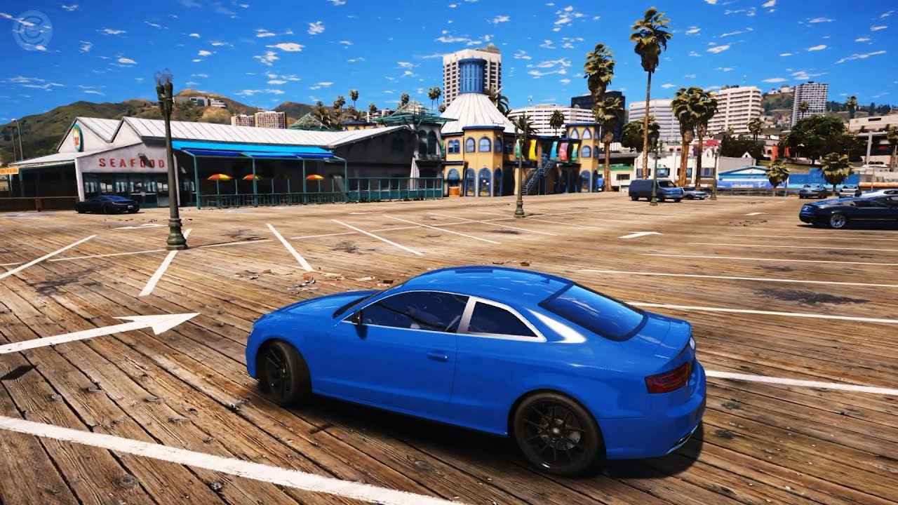 Realistic Ultra Hdr 60 Fps: AUDI RS5 Gameplay! Ultra