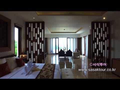 raja Resort lombok  sunset view room