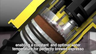 Принцип работы кофемашины Delonghi ECAM 23 450(Всем жутко интересно, как работает кофемашина. В этом ролике Вы можете наглядно увидеть, как кофемашина..., 2015-02-21T09:37:36.000Z)