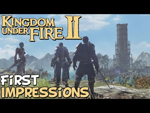 """Kingdom Under Fire 2 First Impressions """"Is It Worth Playing?"""""""