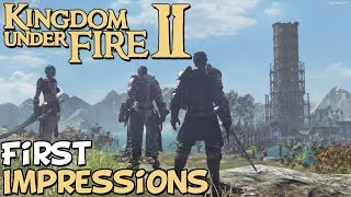 "Kingdom Under Fire 2 First Impressions ""Is It Worth Playing?"""
