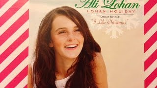 Watch Ali Lohan I Like Christmas video
